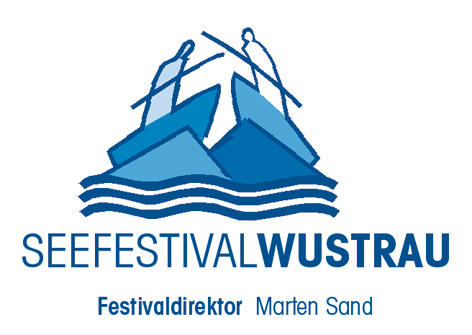 Seefestival Wustrau - Festivaldirektor Martin Sand